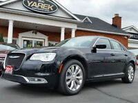 2015 Chrysler 300 Touring AWD, Leather Heated Seats, Dual Panel