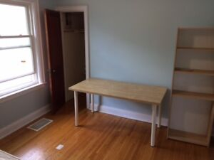 2 ROOMS by McMaster- May 1st