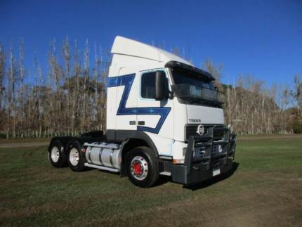 VOLVO FH12 PRIME MOVER 1999 $27,500  INCLUDING GST