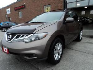 2011 Nissan Murano AWD 4dr, Rear View Camera