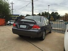 2007 Mitsubishi Lancer CH ES Grey Manual Sedan Fyshwick South Canberra Preview