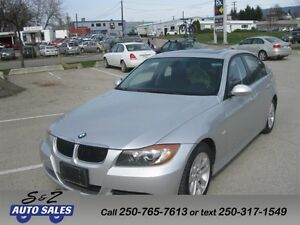 2006 BMW 325i LIKE NE! 2 SETS OF TIRES!