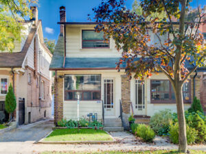 3 Bedroom House for Lease       Woodbine/Danforth