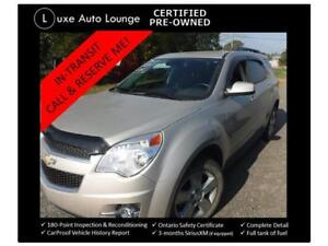 2014 Chevrolet Equinox LT - NAV, SUNROOF, HEATED SEATS, LOADED!!