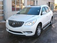 2014 Buick Enclave Leather AWD SUNROOF INTELLILINK WHITE DIAMOND