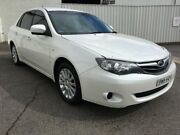 2011 Subaru Impreza G3 MY11 R AWD Special Edition White 4 Speed Sports Automatic Sedan Wodonga Wodonga Area Preview