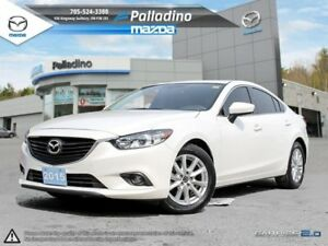 2015 Mazda Mazda6 GS-LOW MILEAGE- FUEL EFFICIENT- TOUCHSCREEN +