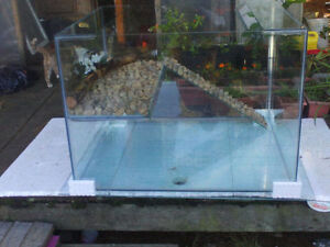 New 121 Gallon Turtle Tank