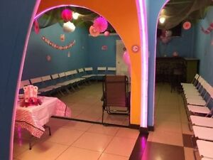 Party Hall Rental Party Room Rental Starting $99.00 GTA!