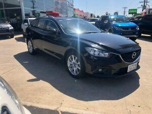 2014 Mazda 6 GJ1031 Touring SKYACTIV-Drive Black 6 Speed Sports Automatic Wagon