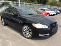 JAGUAR XF 3.0 V6 PREMIUM LUXURY 4d AUTO 240 BHP (black) 2011