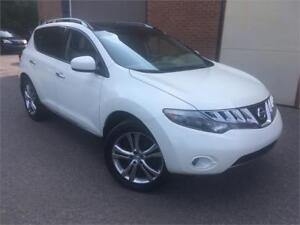 NISSAN MURANO 2009/AUTO/AC/MAGS/TOIT OUVRANT/CAMERA RECUL/AUX