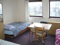 Large triple room available