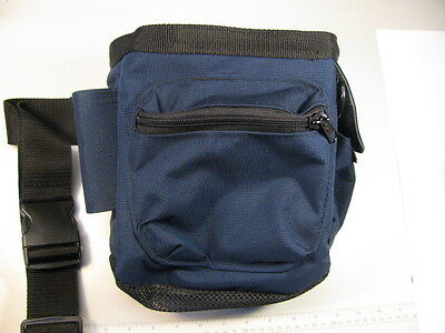 Relic Elite / Metal detector pouch- Garrett or Minelab model -Navy