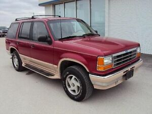 Anybody got a 91-92-93-94 Ford Explorer They Want To Sell?