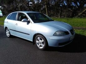 54 plate seat ibiza 1.4 very good condition