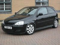 2006/06 Reg Vauxhall Corsa 1.8 i 16v SXi+ 3dr - HiD's + Lowered + S/S Exhaust + Sound System