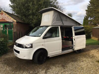 VW T5 Camper Low Milage and excellent condition!!!
