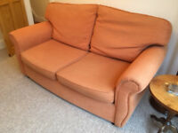 2 seater sofa bed for sale. Good condition from no smoking, pet free household in Beverley. £120