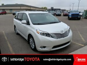 2015 Toyota Sienna Limited TEXT 403.894.7645