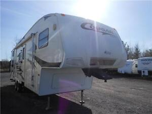 2006 Cougar MODEL 281 EFS Fifth Wheel