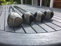 Callway Big Bertha Metal Woods