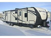 2014 Solaire 318 TSBHK travel Trailer for Sale Call Mike