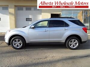 2013 CHEVROLET EQUINOX LT ALL WHEEL DRIVE WE FINANCE ALL