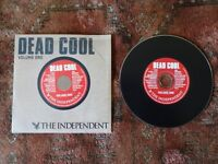 'Dead Cool' (volume one) compilation CD