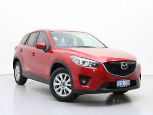 2014 Mazda CX-5 MY13 Upgrade Maxx Sport (4x2) Red 6 Speed Automatic Wagon Jandakot Cockburn Area Preview