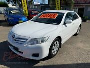 2010 Toyota Camry ACV40R 09 Upgrade Altise White 5 Speed Automatic Sedan Cabramatta Fairfield Area Preview