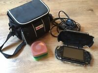 Sony PSP (with PSP Speaker)