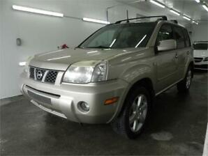 2006 Nissan X-Trail XE, Cruise, Toit Panoramique, AWD, Mags