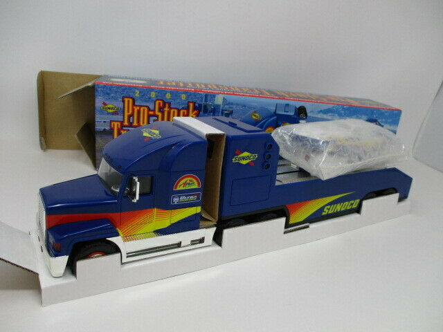 Sunoco 2000 Pro Stock Transporter w/ Stock Car Electronic Propulsion System