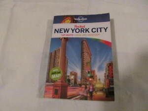 New York City pocket guide -- Lonely Planet