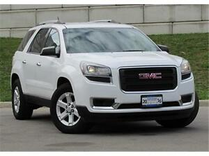 2016 GMC Acadia Backup Camera|Cruise|8-passenger|Bluetooth Peterborough Peterborough Area image 2