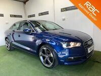 2016 Audi A3 1.6 TDI Saloon Sport Nav Diesel **Finance & Warranty** (golf,leon)