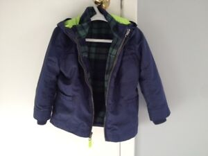 Boys jackets 24 month