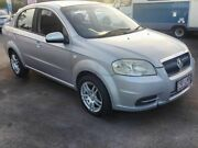 2008 Holden Barina TK MY08 Silver 4 Speed Automatic Sedan Underwood Logan Area Preview