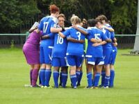 West London women's football (soccer) Club - New players welcome