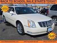 2008 Cadillac DTS Performance, Sunroof, Leather, 519-560-1154