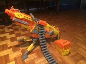 Image titled Snipe with a Nerf Vulcan Step 1