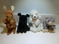 SMALL TY BEANIE BABIES