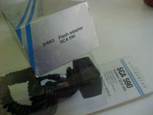 Hasselblad SCA 590 #51683 adapter     (bx 98b)