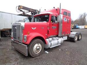 1997 INTERNATIONAL 9370 EAGLE PARTS TRUCK ONLY,ENGINE IS RUNNING