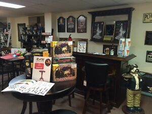 BARS, POKER TABLES AND SO MUCH MORE @ KINGS BARRIE