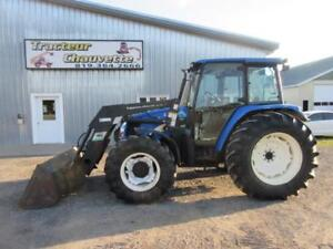 New Holland TL-90A Tracteur 4x4