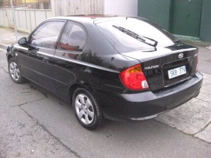 Registered Auto HYUNDAI ACCENT with RWC is for sale Sunshine Brimbank Area Preview