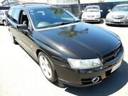 2006 Holden Commodore VZ MY06 SVZ Black 4 Speed Automatic Wagon Enfield Port Adelaide Area Preview