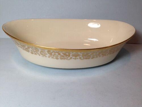 "Lenox Tuscany Oval Vegetable Bowl(s)--10 1/4"""